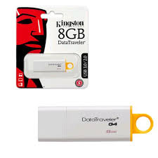 Pendrive KINGSTON 8GB USB 3.0